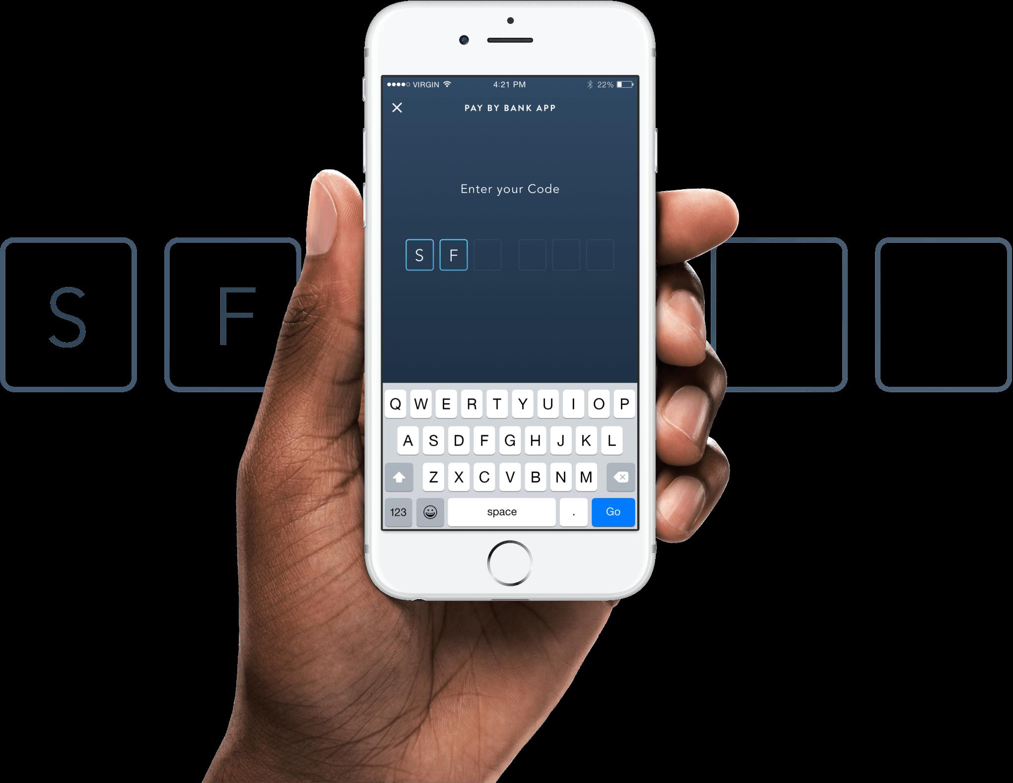 Zapp Phone Hand
